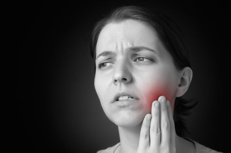 Main Reasons for Tooth Sensitivity
